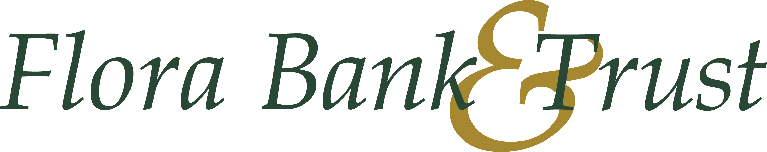 Flora Bank and Trust Logo